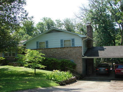 Knoxville Single Family Home For Sale: 1720 Lavendale Circle
