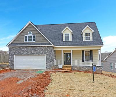 Knox County Single Family Home For Sale: 2025 Country Brook Lane