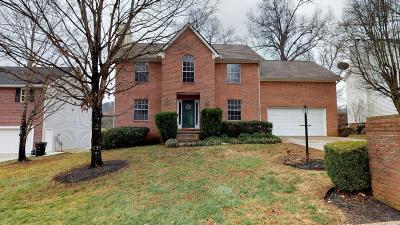 Knoxville TN Single Family Home For Sale: $270,000