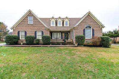 Knoxville Single Family Home For Sale: 12116 Broadwood Drive