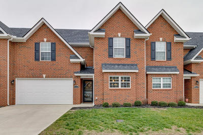 Knox County Condo/Townhouse For Sale: 8331 Tumbled Stone Way