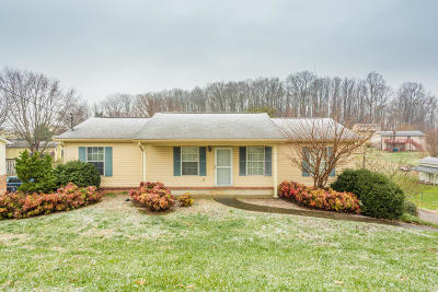 Morristown TN Single Family Home For Sale: $134,900