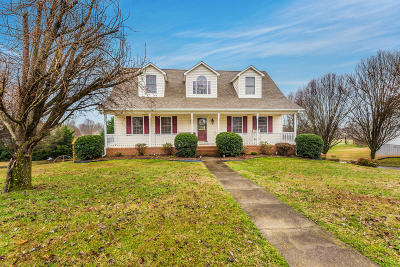 Knox County Single Family Home For Sale: 7516 Maple Leaf Drive