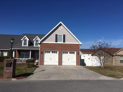 Sevierville Condo/Townhouse For Sale: 1235 Avery Lane