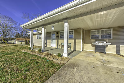 Anderson County Single Family Home For Sale: 122 Briar Rd