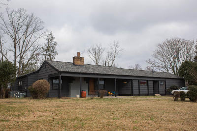 Knoxville Single Family Home For Sale: 3615 Buffat Mill Rd
