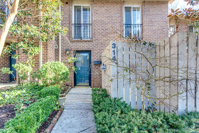 Knoxville Condo/Townhouse For Sale: 3636 Taliluna Ave #314
