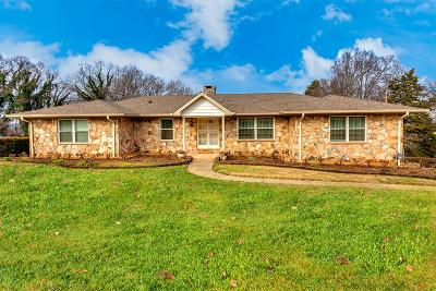 Knoxville Single Family Home For Sale: 9627 Tunbridge Lane