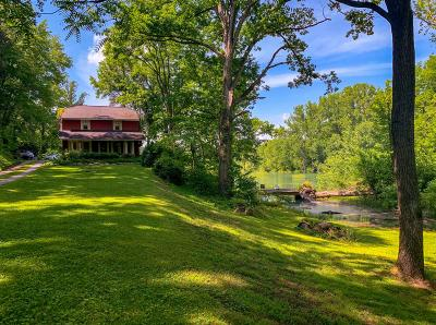 Single Family Home For Sale: 7998 Greenbriar Rd