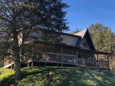 Sevierville Single Family Home For Sale: 1819 Mountain Drive