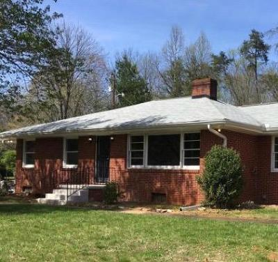 Knoxville Single Family Home For Sale: 4804 Gwinfield Drive