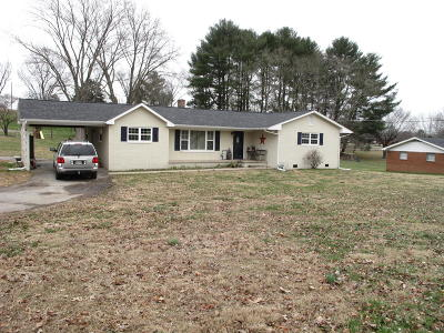Anderson County, Campbell County, Claiborne County, Grainger County, Union County Single Family Home For Sale: 417 Carr Wynn Rd