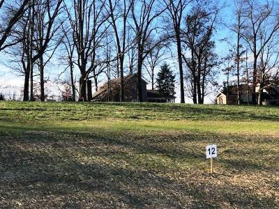 Anderson County, Campbell County, Claiborne County, Grainger County, Hancock County, Hawkins County, Jefferson County, Union County Residential Lots & Land For Sale: Lot 12-Fairway Drive