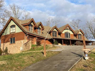 Pigeon Forge Single Family Home For Sale: 325 Alpine Mountain Way