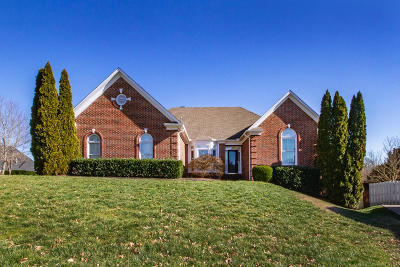 Knoxville Single Family Home For Sale: 9104 Bolton Lane