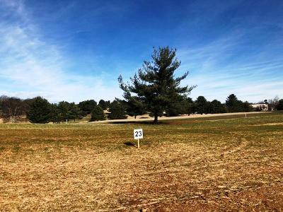 Anderson County, Campbell County, Claiborne County, Grainger County, Hancock County, Hawkins County, Jefferson County, Union County Residential Lots & Land For Sale: Lot 23-Fairway Drive
