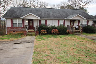 Maryville TN Multi Family Home For Sale: $214,900