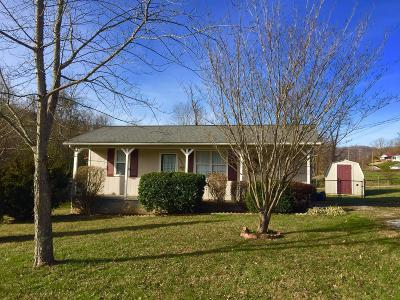 Anderson County, Campbell County, Claiborne County, Grainger County, Union County Single Family Home For Sale: 1798 Highway 116