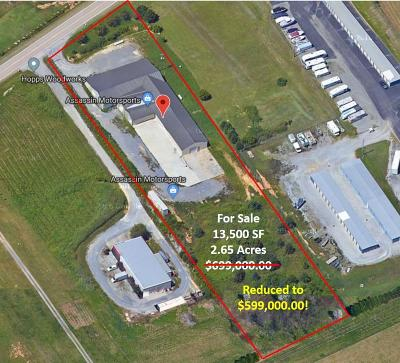 Blount County Commercial For Sale: 3707 Louisville Rd