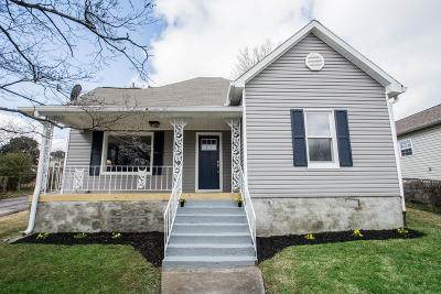 Knoxville Single Family Home For Sale: 201 E Oldham Ave