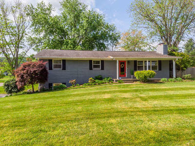 Knoxville Single Family Home For Sale: 3401 N Fountaincrest Drive