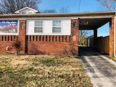 Knoxville Multi Family Home For Sale: 2705 Woodrow Drive