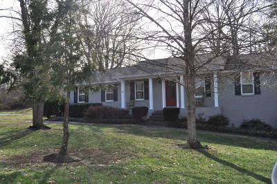 Knoxville Single Family Home For Sale: 329 Beacontree Lane