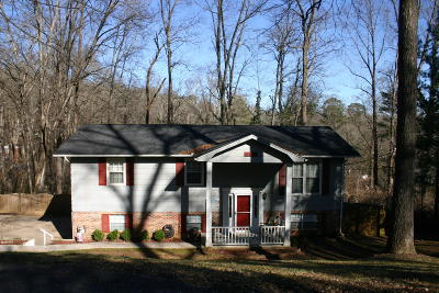 Knoxville Single Family Home For Sale: 6121 Weems Rd