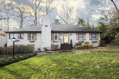 Knoxville Single Family Home For Sale: 849 Cherokee Blvd