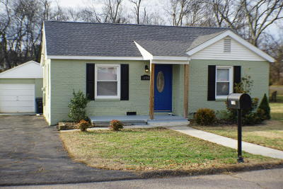 Knoxville Single Family Home For Sale: 1108 Colonial Ave