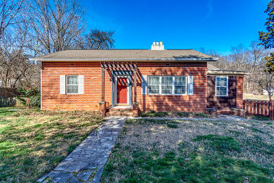 Knoxville Single Family Home For Sale: 3703 NE Valley View Drive