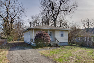Knoxville Single Family Home For Sale: 212 W Churchwell Ave