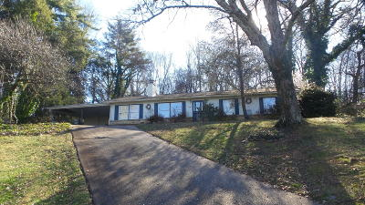 Knoxville Single Family Home For Sale: 7316 Westridge Drive