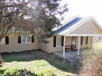 Knoxville Single Family Home For Sale: 8716 Oaks Rd