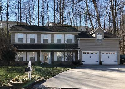 Knoxville Single Family Home For Sale: 1659 Wolverine Lane