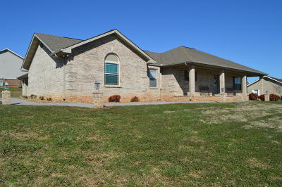 Seymour Single Family Home For Sale: 535 Hills Gate Circle