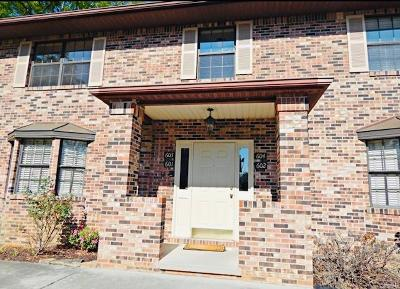 Knoxville Condo/Townhouse For Sale: 810 Highland Drive #Unit 603