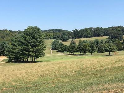 Anderson County, Campbell County, Claiborne County, Grainger County, Hancock County, Hawkins County, Jefferson County, Union County Residential Lots & Land For Sale: Lot 35-Fairway Drive