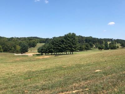 Anderson County, Campbell County, Claiborne County, Grainger County, Hancock County, Hawkins County, Jefferson County, Union County Residential Lots & Land For Sale: Lot 36-Fairway Drive