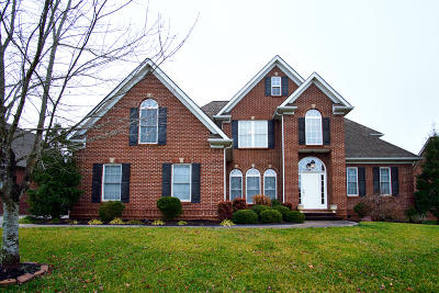 Lenoir City Single Family Home For Sale: 389 Leeward Way