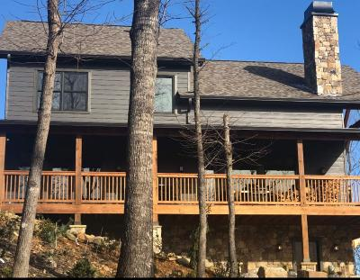 Gatlinburg Single Family Home For Sale: 829 Vixen Run