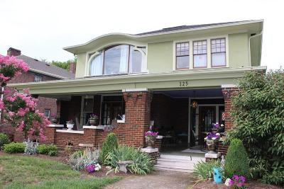 Knoxville Single Family Home For Sale: 125 E Glenwood Ave