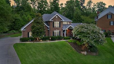 Knoxville Single Family Home For Sale: 12717 Shady Ridge Lane