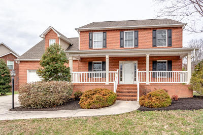 Knoxville Single Family Home For Sale: 4327 Rare Earth Drive