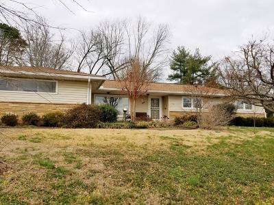 Knoxville Single Family Home For Sale: 7113 Sheffield Drive