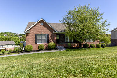 Maryville Single Family Home For Sale: 211 Ridgefield Drive