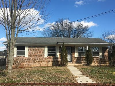 Cumberland Estates Single Family Home For Sale: 5823 Pepperhill Rd