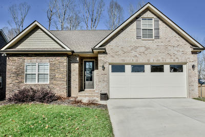 Knoxville Single Family Home For Sale: 11909 Black Rd