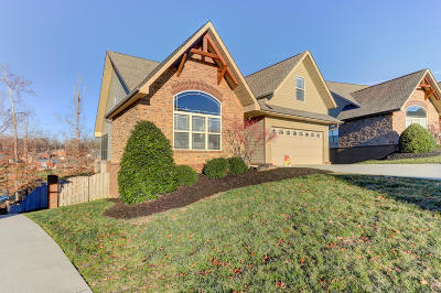Knoxville Single Family Home For Sale: 8329 Shoregate Lane