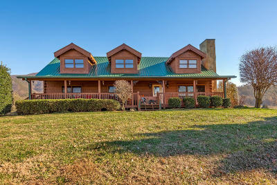 Sevier County Single Family Home For Sale: 3114 J.h. Headrick Drive